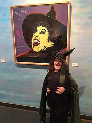olivia witch