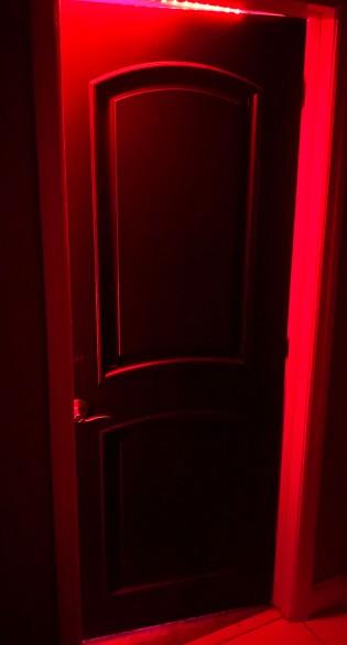 office door red